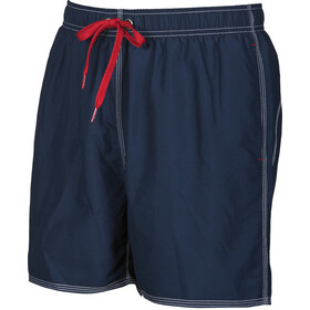 arena Fundamentals Solid Costume a pantaloncino Uomo, navy-red